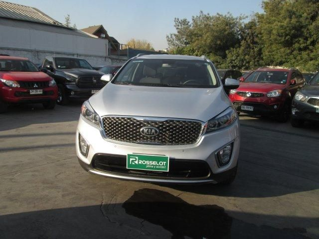 Autos Rosselot Kia New sorento ex 2.2 dsl 6at 4x4 - 1595 2016