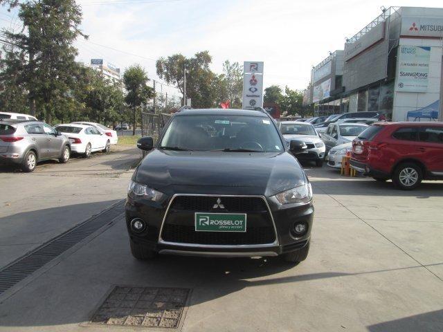 Camionetas Rosselot Mitsubishi Outlander 4x4 gls 2.4 ac  2011
