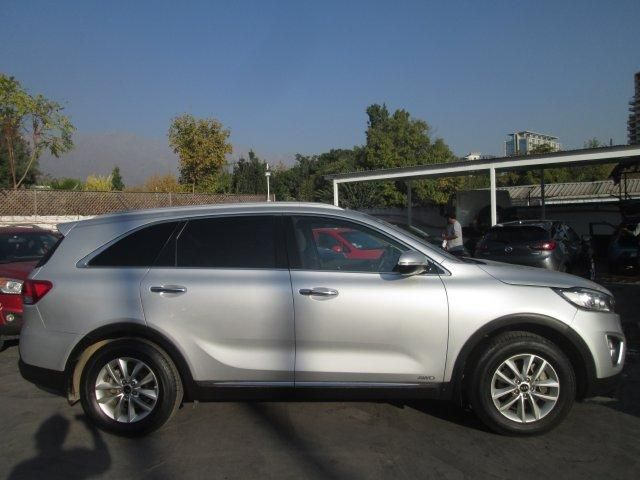 kia new sorento ex 2.2 dsl 6at 4x4 - 1595