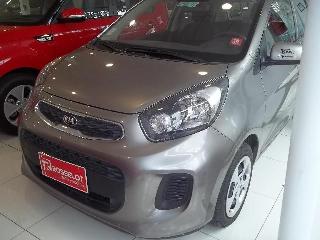 Autos Rosselot Kia Morning ex 1.0l 5mt non stop - 1627 2016