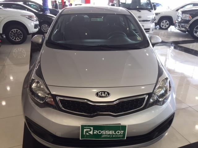 Autos Rosselot Kia Rio 4 ex 1.4l 6mt ac ab euro v - 1522  2015