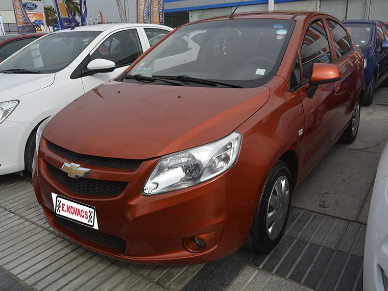 Autos Kovacs Chevrolet Sail ls 2014