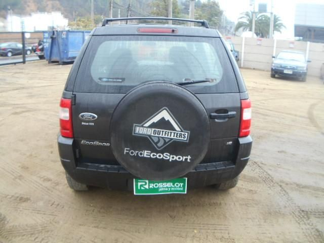 ford eco sport xlt 4x4 mec full