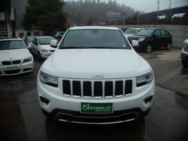 Autos Rosselot Chrysler Grand cherokee limited diesel 3.0 2015