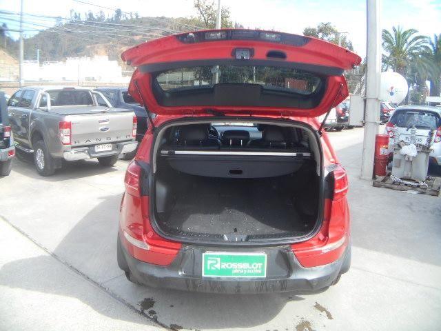 kia sportage ex gsl 2.0 aut full 4x4 - 1235