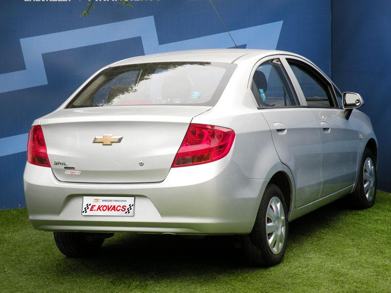 Autos Kovacs Chevrolet Sail ls 1.4 2017