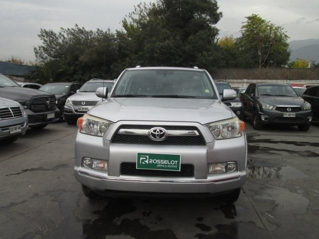 toyota 4 runner 4.0 limited 4x2 at