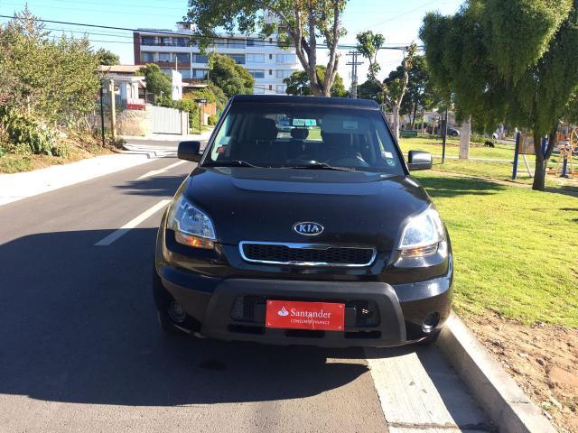 Autos Automotora RPM Kia Soul 1.6 2012