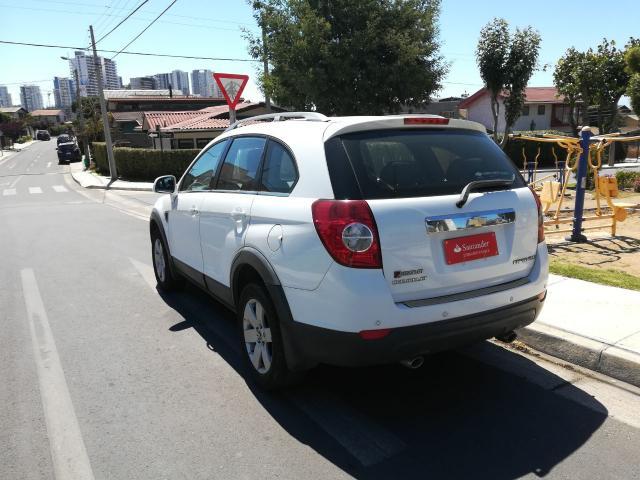 Chevrolet captiva lt diesel 4x4 at