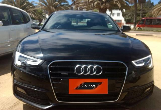 Audi a5 coupe s line 2.0 at