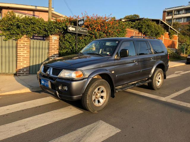 Camionetas Automotora RPM Mitsubishi Montero sport 3.0 4x4 full 2008