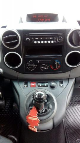 Peugeot partner maxi hdi 1.6