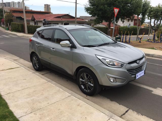 Camionetas Automotora RPM Hyundai Tucson 4wd crdi aut 2014
