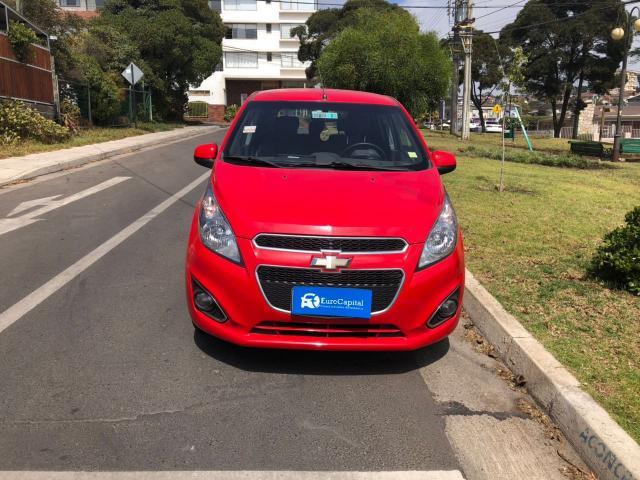 Chevrolet spark gt ii 1.2 lt