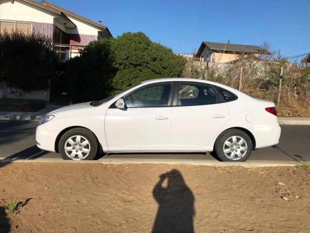 Autos Automotora RPM Hyundai Elantra gls 1.6 aut full 2011