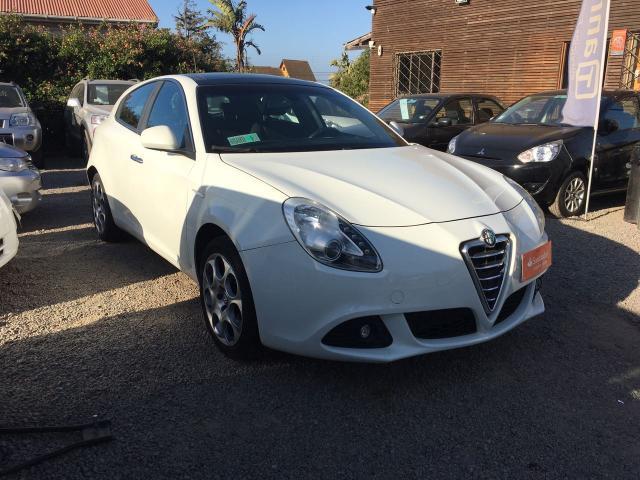 Autos Automotora RPM Alfa Romeo Giulietta 1.4 turbo 2015