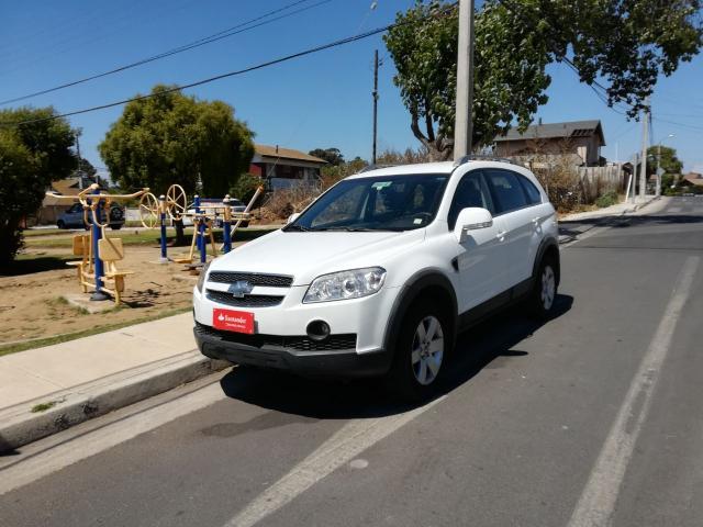 Camionetas Automotora RPM Chevrolet Captiva lt diesel 4x4 at 2009