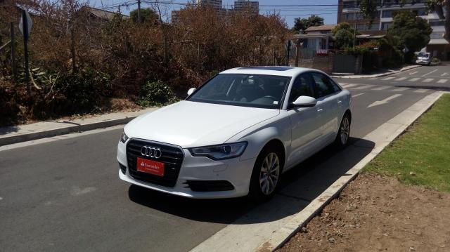 Autos Automotora RPM Audi A6 2.0 turbo fsi top de linea 2014