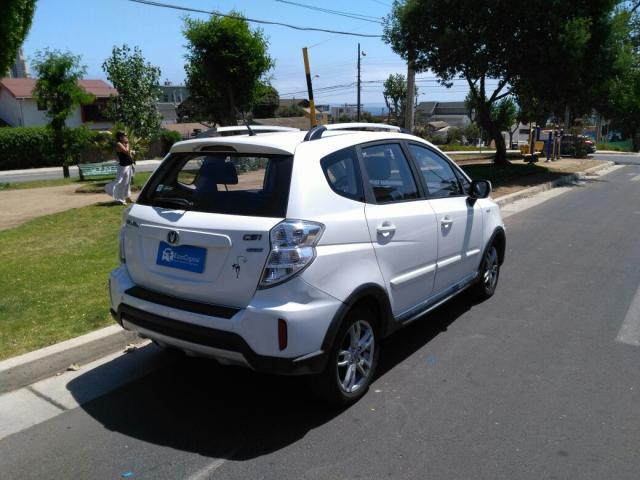 Changan cs1 cross 1.4