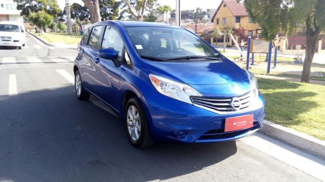 Autos Automotora RPM Nissan Note sence 1.6 at 2016