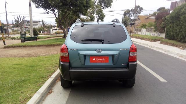 Hyundai tucson gl 4x4 aut