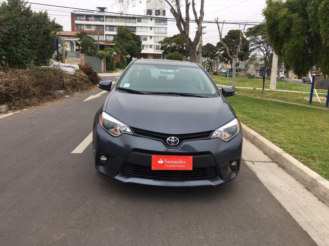 Autos Automotora RPM Toyota Corolla gl 1.8 at 2016