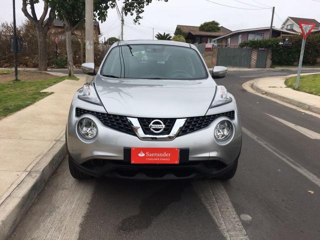 Autos Automotora RPM Nissan Juke sense 1.6 aut 2017