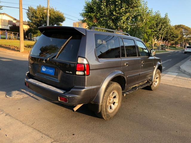 Mitsubishi montero sport 3.0 4x4 full