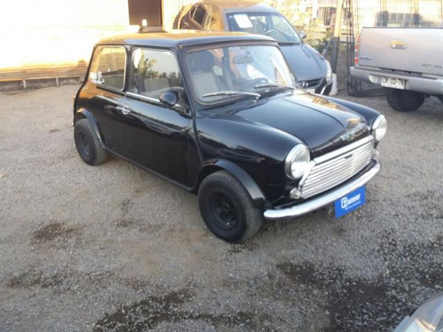 Autos Automotora RPM Austin Mini 850 1980