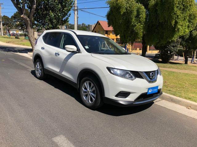 Camiones Automotora RPM Nissan Xtrail 2.5 at 2016