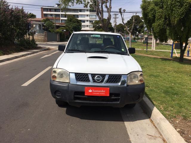 Nissan terrano dcab 4x2 2.5