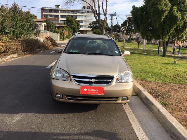 Chevrolet optra lx 1.6