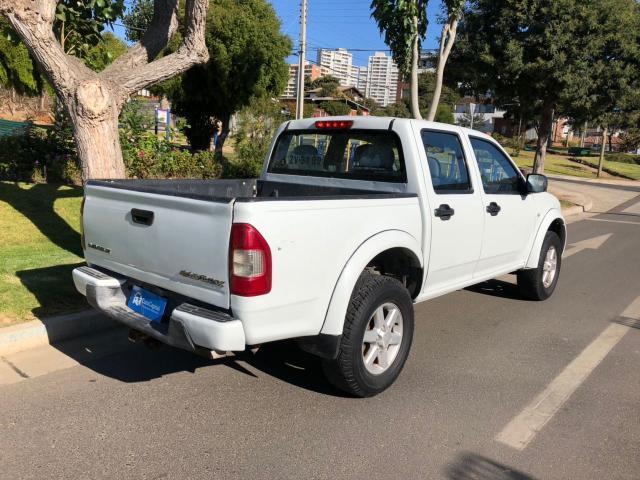 Chevrolet luv dmax 3.0 4x4 diesel