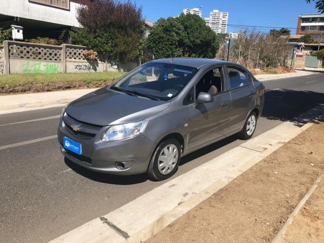 Chevrolet sail ii 1.4
