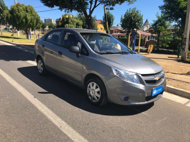 Autos Automotora RPM Chevrolet Sail ii 1.4 2014