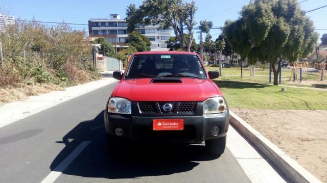 Nissan terrano 4x2 diesel