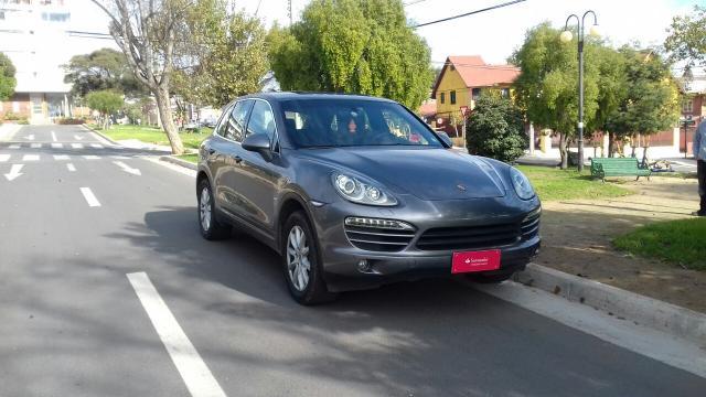 Porsche cayenne 3.6 v6