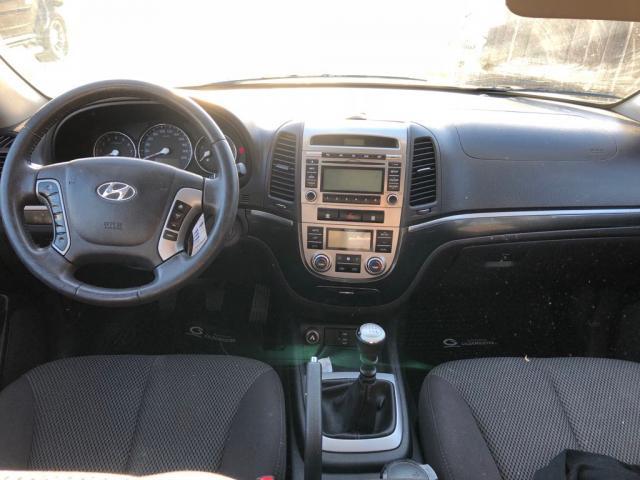 Hyundai santa fe gls 2.0