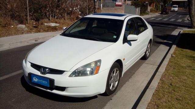 Honda accord ex l 2.4 aut