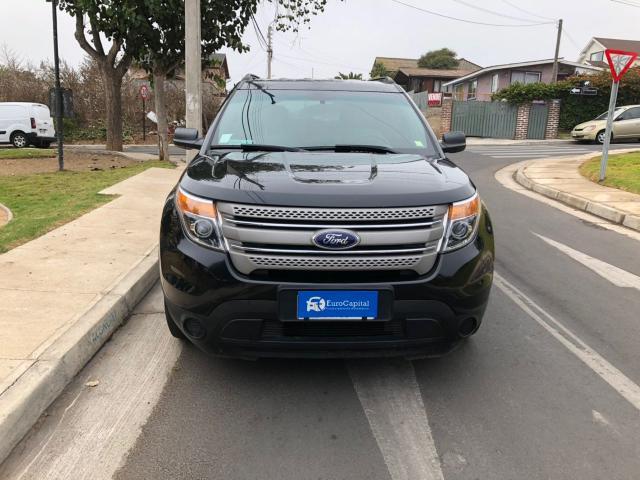 Ford explorer 2.0 ecoboost