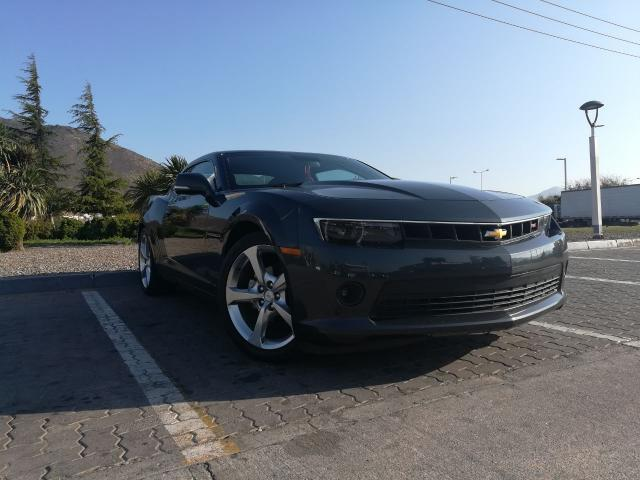 Chevrolet camaro rs 3.6