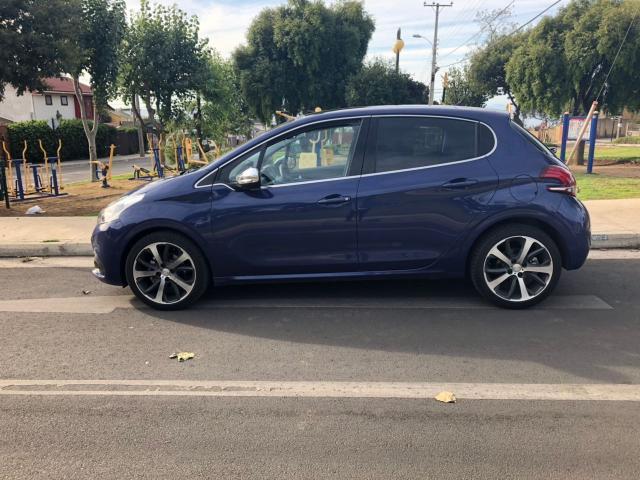Peugeot 208 allure 1.6 bluehdi