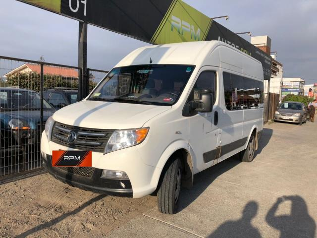 JAC dongfeng e travel