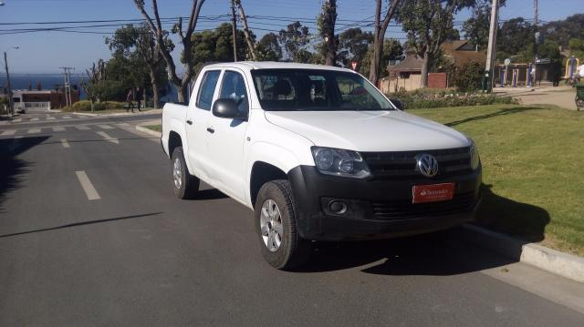 Camionetas Automotora RPM Volkswagen Amarok 2.0 tdi comfortline 2014