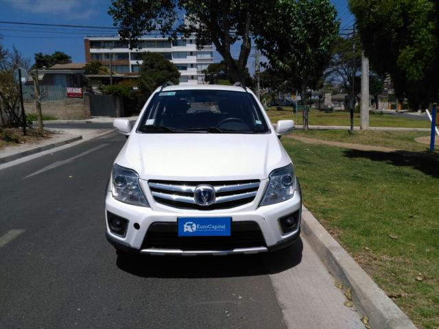 Autos Automotora RPM Changan Cs1 cross 1.4 2015