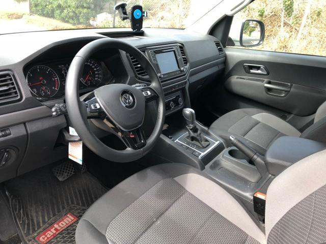 Volkswagen amarok 2.0 tdi comfortline aut