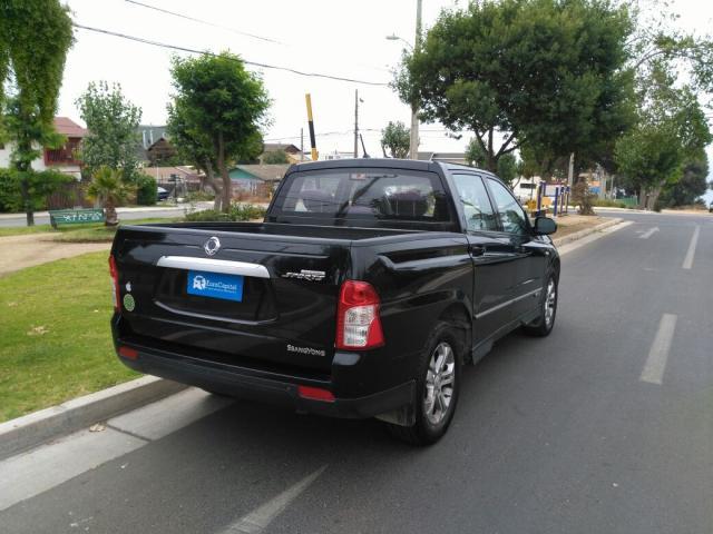 Ssangyong actyon sport 2.0 aut diesel