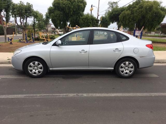 Autos Automotora RPM Hyundai Elantra gls aa 2ab 2008