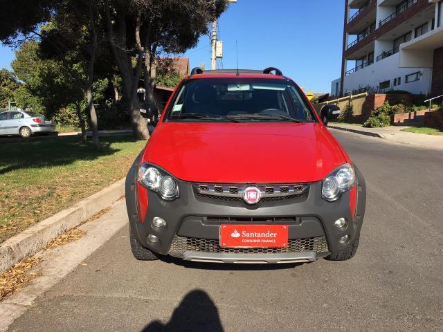 Fiat strada 1.6 adventure dcab
