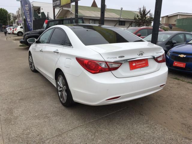 Hyundai sonata 2.0 gls sun aut
